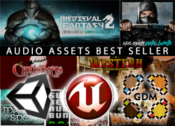 Audio Assets Best Seller